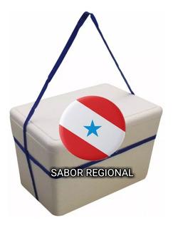 Isopor Sabor Do Pará Delicias Regionais