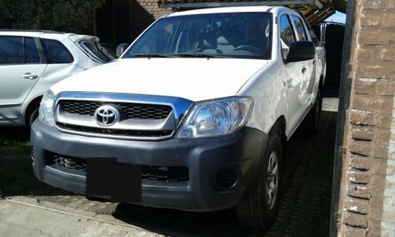 Toyota Hilux 2.5 Td C/d 4x4 Dx Pack 2 Abg Abs (102 Cv) (l09)