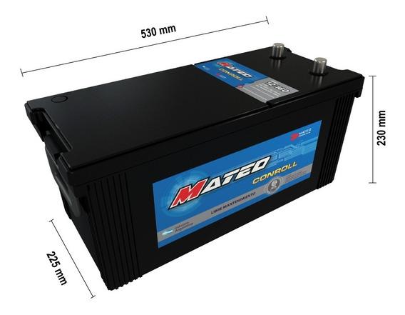 Bateria Mateo 12x160 Diesel Mercedes Benz Camion 710