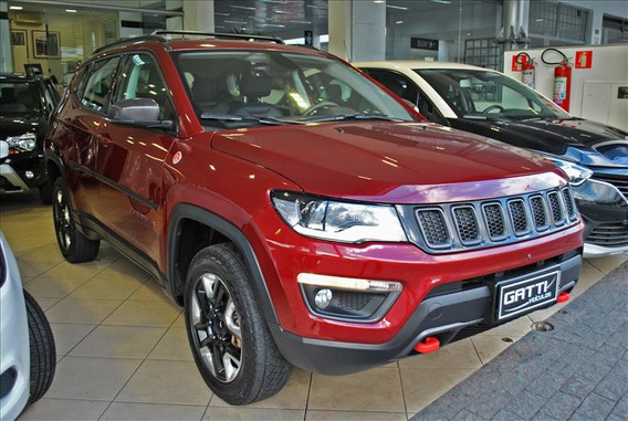 Jeep Compass 2.0 16v Trailhawk 4x4