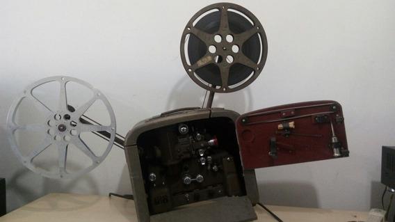 Projetor 16mm Bell & Howell Model 621