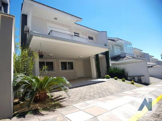 Casa À Venda, 152 M² Por R$ 555.000,00 - Rondônia - Novo Hamburgo/rs - Ca2474