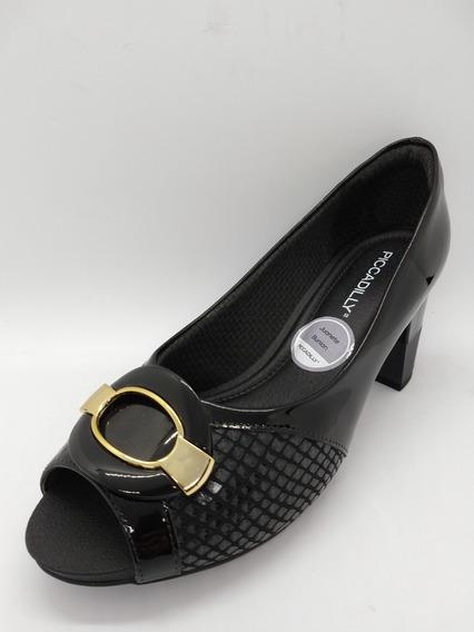Zapato De Mujer Piccadilly Art 364008 - Super Confort-vestir