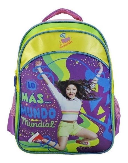 Mochila Escolar Backpack Soy Luna Fun ¡envio Gratis! Outlet