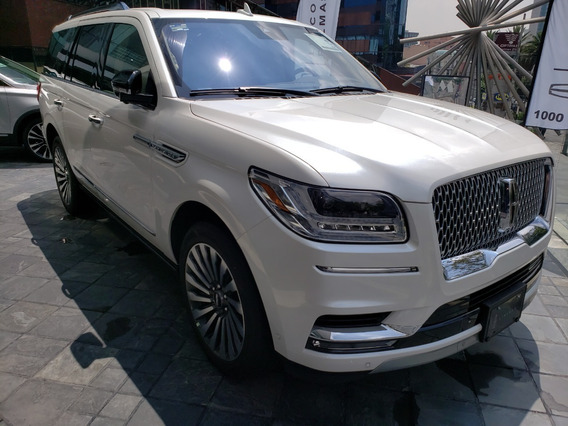 Lincoln Navigator Corta 2019 Nueva