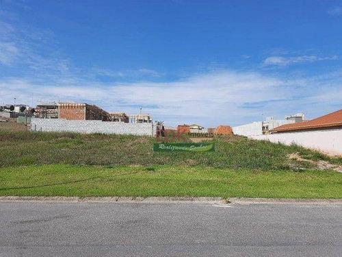 Imagem 1 de 4 de Terreno À Venda, 600 M² Por R$ 665.000,00 - Condomínio Residencial Colinas Do Paratehy - São José Dos Campos/sp - Te3285