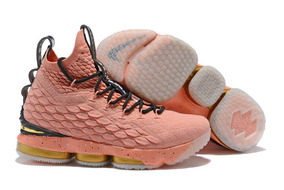 Tênis Nike Lebron 15 Hollywood Original
