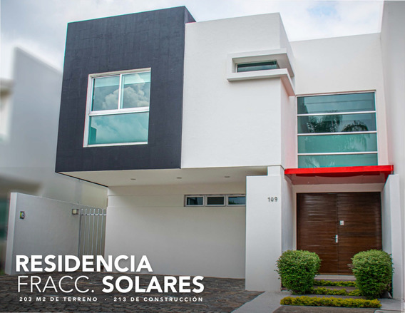 Casa En Venta Solares Zapopan $ 5´250.000.00