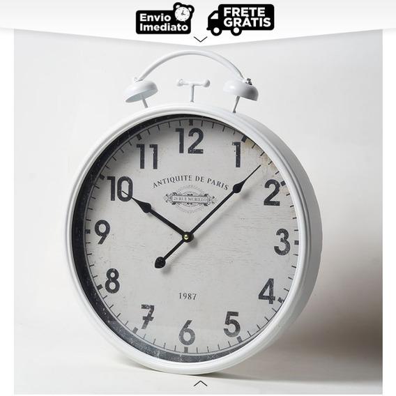 Relógio De Parede Decorativo Rue Murrilho