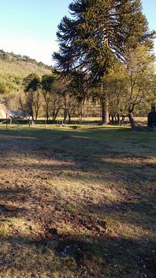 Terreno En Lago Moquehue