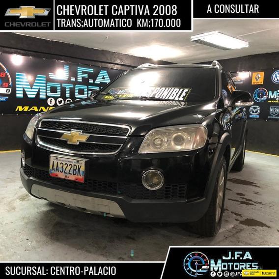 Chevrolet Captiva .