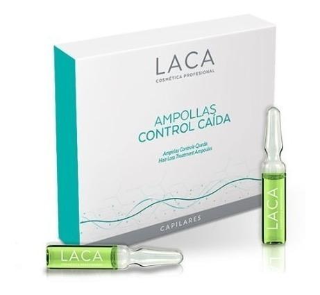 Ampollas Control Caida Del Cabello Laca - Caida Del Pelo