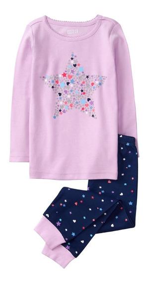 Pijama Crazy 8 Nena Varios Colores