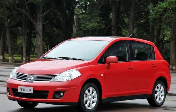 Nissan Tiida 2009 1.8 Sl Flex 5p