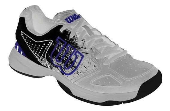 Zapatillas Tenis Wilson K Classic - Hombre