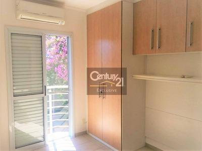 Apartamento Para Venda - Cidade Nova Ii, Indaiatuba. - Ap0077
