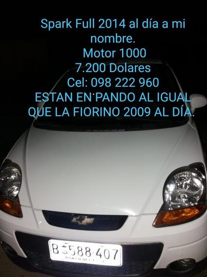 Chevrolet Spark Full 2014