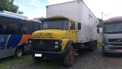 M. Benz L 1513 6x2 1982/1982 Bau