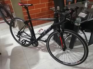 Bicicleta Ruta Veleta 7v Grupo Shimano Tourney Repuestos Gw