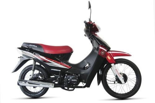 Gilera Smash 110 Automatica - Motozuni Tigre