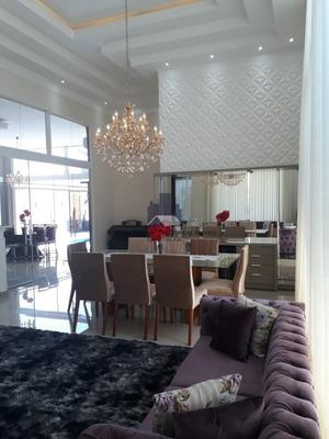 Casa A Venda No Bairro Condomínio Golden Park Residence Em - 2019032-1