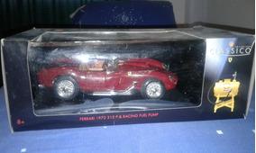 Carro De Coleccion Ferrari 250 Testa Rossa 1958