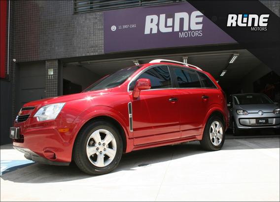 Chevrolet Captiva 2.4 Sidi 16v Aut 2014 Blindado Nivel 3a