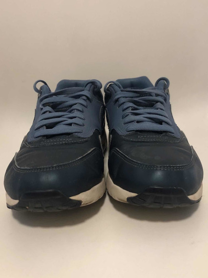 Zapatillas Nike Air Azules Talle 38