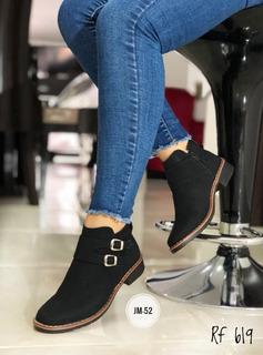 Botas Para Mujer,comodas Para Estar De Pie Y Caminar en