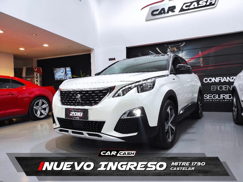 Peugeot 3008 2018 2.0 Gt-line Hdi Tiptronic