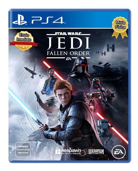 Star Wars Jedi Fallen Order Ps4 Mídia Física Original