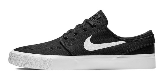 Tênis Nike Sb Zoom Stefan Janoski Cnvs Preto Original
