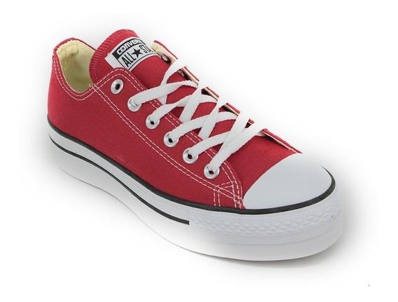 Zapatillas Converse De Plataforma! Originales!
