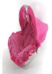 Capa Para Bebê Conforto Multimarcas Extra Acolchoado