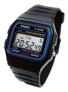 2 Reloj Casio Digital Correa Contra Salpicadura Agua