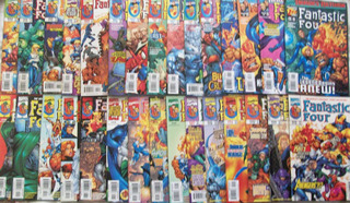 Fantastic Four Vol 3 (1 Al 70) Completa