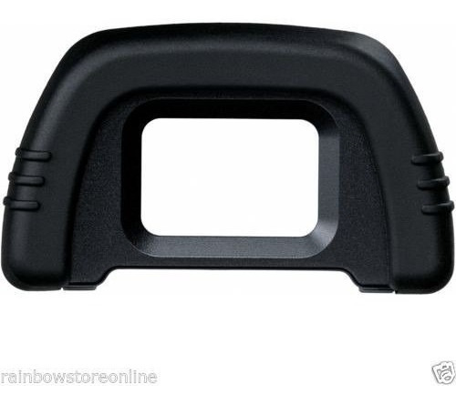 Kit 2 Ocular Eyecup Nikon Dk-21 D7000, D750 D610 D600 D90