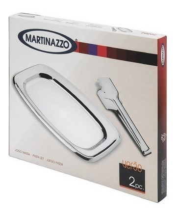 Martinazzo- Jogo Massa Verão 2 Peças