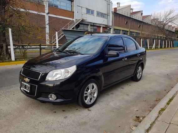 Chevrolet Aveo G3 1.6 Lt 16v - 2012 Gnc 5ta Generacion.