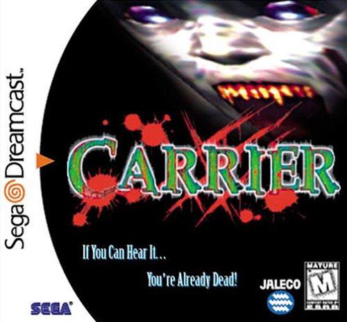 Carrier - Dreamcast E Pc