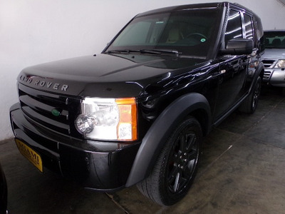 Land Rover Discovery 3 2.7 S 4x4 24v Turbo Diesel 4p Automa