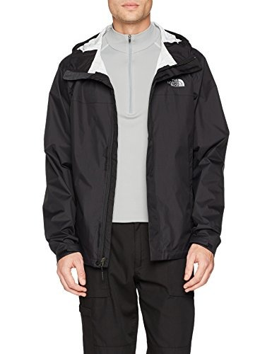Chaqueta The North Face Men.s Venture 2 Tnf Negro - L