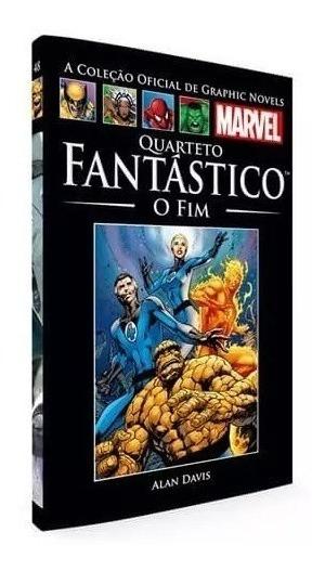 3 Livro Hq Graphic Novels Marvel Hq Vários Titulos