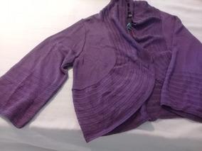Blusa Cardigan Casaco Bolero Tricô Plus Size - Várias Cores!