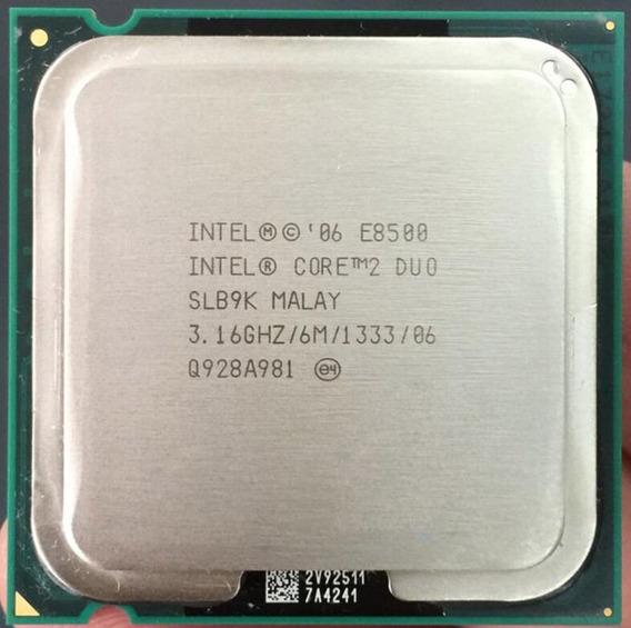 Processador Intel® Core2 Duo Processor E8500 - Fsb 1333mhz