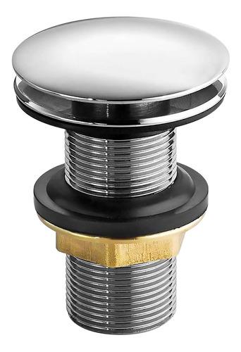 Válvula P/lavatório Click Up 1  (2,6cm) V03 Metal Cromado