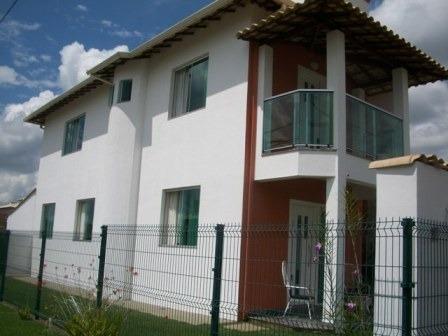 Casa Em Condomínio Com 3 Quartos Para Comprar No Condomínio Rosa Dos Ventos Em Vespasiano/mg - 18499