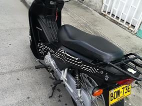 Honda Wave 110 Color Negro Mate Edicion Totto