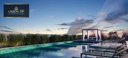 Imagem 1 de 9 de Apartamento Com 3 Dormitórios À Venda, 76 M² Por R$ 950.000,00 - Chácara Santo Antônio - São Paulo/sp - Ap49683
