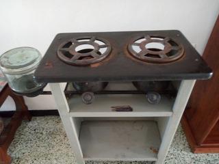 Cocina Dos Hornillas A Kerosene